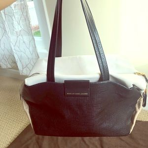 Soft roomy Marc Jacobs bag (unique rare design)